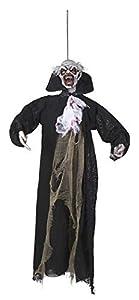 Boland 73019Decoración Figura vampiro 93cm, Unisex-Adultos, multicolor