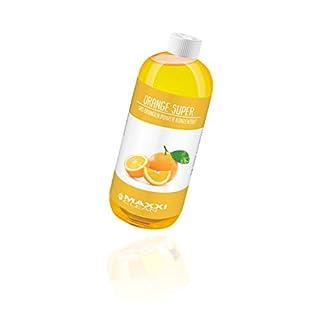 Maxxi Clean Orangenreiniger Konzentrat Reinigungsmittel 1000 ml - Universalreiniger als Glasreiniger, WC Reiniger, Badreiniger und Küchenreiniger für Haushalt und Industrie - extra stark