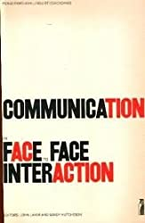 Communication in face to face interaction: Selected readings (Penguin education)