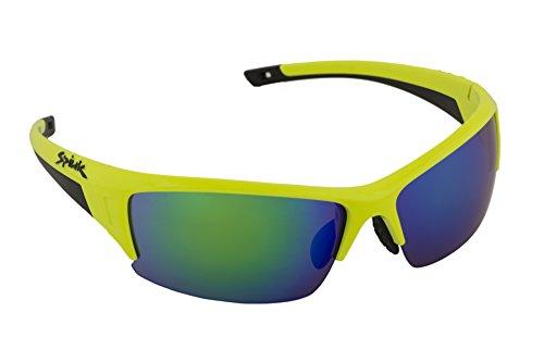 Spiuk Binomio Gafas, Unisex Adulto, Negro/Amarillo AV, Talla Única