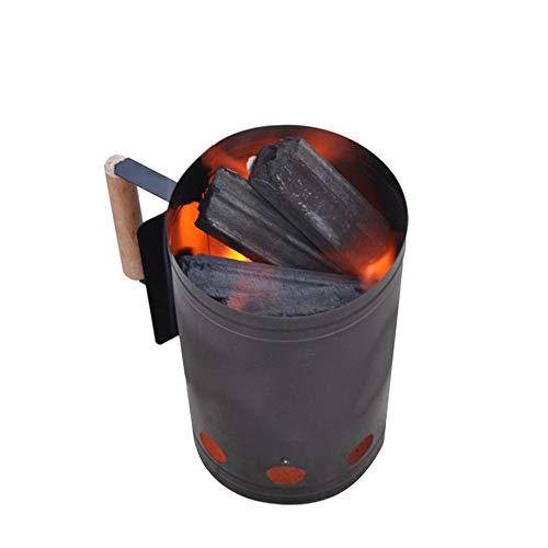 Wenyu Aluminiumlegierungs-Holzkohle-Fass-Holzkohle, die Kohlenstoff-Grill-Zünder-im Freiengrill-Beleuchtungs-Fass-Kohlenstoff-Fass anzündet -