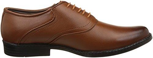 Centrino Men's Brown Formal Shoes - 8 UK/India (42 EU)(9383-002)