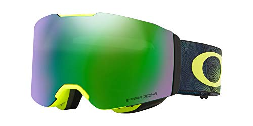 Oakley Fall Line Prizm Jade Iridium Skibrille schwarz Einheitsgröße -