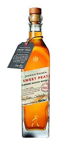 *Johnnie Walker Blenders' Batch Sweet Peat Blended Scotch Whisky (1 x 0.5 l)*