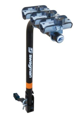 Swagman XP Fold Down 3-Bike Hitch Mount Rack (2-Inch Receiver) by Swagman Bicycle (Swagman 3 Bike)