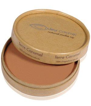 Couleur Caramel - Erde caramel - Terracotta n°25 Braun halé matt