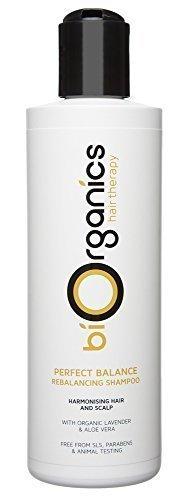 biOrganics - Perfect équilibre Cheveux & Cuir Chevelu Rééquilibrage Shampooing 250ml