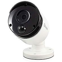 Swann Thermal Sensing PIR Security Camera: 4K Ultra HD Bullet Camera with IR Night Vision - Single Pack (Renewed)