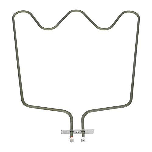 Unterhitze Heizelement Grill Backofen Herd 1150W 230V für Bauknecht Whirlpool Ignis Ikea 481225998421 Indesit C00316553