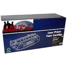 Toner Cyan compatible para HP Color LaserJet–Serie: 2550,2550L, 2550LN, 2550...