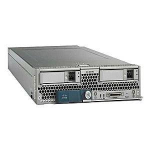 Cisco UCS B200 M3 Blade Server **New Retail**, UCSB-B200-M3-CH2 (**New Retail** w/o CPU HSnk)