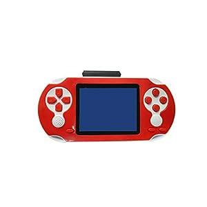 MapleDE Mode Handheld-Spielkonsole, RS-10 Chinesische Version des Handheld-PSP Retro-Handspielkonsole,Blue