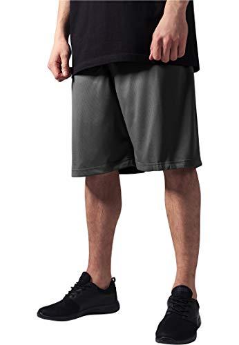 Urban Classics Baseball Mesh Shorts TB046-2, Größe:XL;Farbe:grey