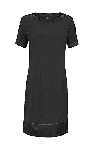 Damen-Kleid, Etui.Kleid schwarz Gr. 44