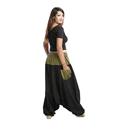 Simandra Aladinhose mit großen Taschen - 5