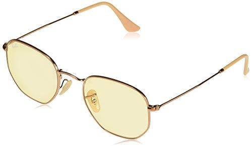 Ray-Ban Herren 91310Z Sonnenbrille, Braun (Copper), 50