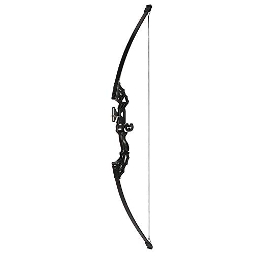 ARMEX ARCHERY BLACK SPIRIT  RIGHT HAND 18LB RECURVE JUNIOR TAKEDOWN BOW
