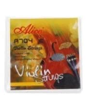 FastTech Alice A704 Senior Performance Violin Strings Set