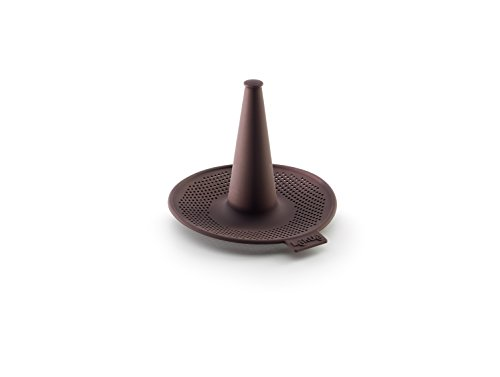 Lékué 0220350M10M017 Bagels, Silicone, Brun, 10,3 x 12,4 x 13,5 cm