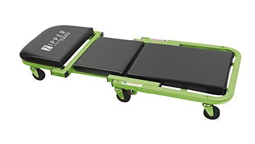 Zipper ZI-MHRK40 Planche à roulettes pour montage sur roulettes 105 x 440 x 140 cm