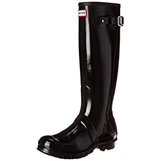 Hunter Original Gloss, Women's Rain Boots 14