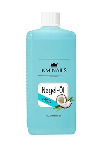 KM-Nails Nagelöl Kokos super Duft & Pflege 500ml