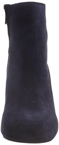 Bronx Damen Indira Kurzschaft Stiefel Blau (navy 78)