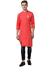 The Indian Garage Co Men's Slim Kurta
