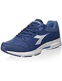 Diadora Sneakers V7000 Nyl IiAzul Noche Y Amarillo Dh4Wieaz