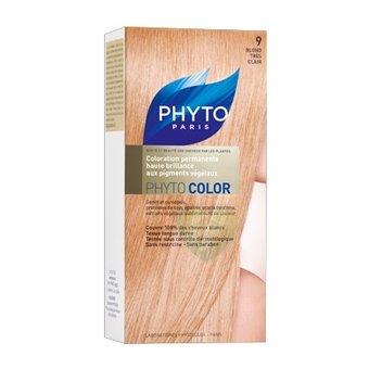 Phytocolor Colorazione Permanente Nuance 9 Biondo Chiarissimo