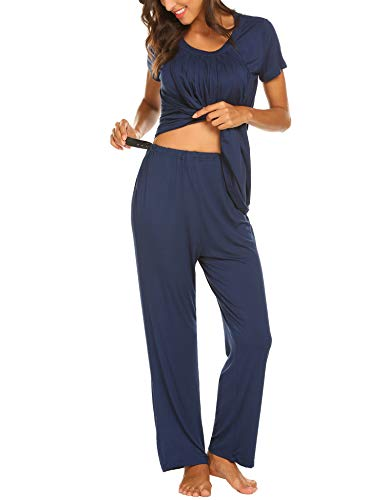bcb3008385 Zoom IMG-1 maxmoda pigiama due pezzi premaman