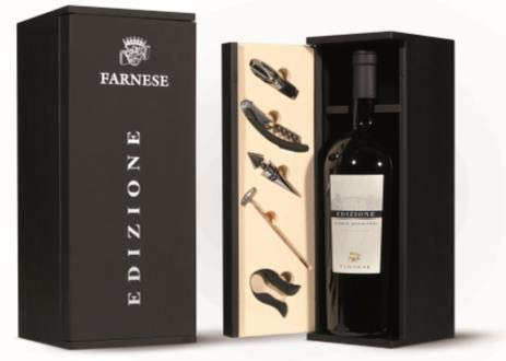 Farnese-Edizione-Cinque-Autoctoni-N17-1-x-15-Liter-Magnumflasche-in-edler-Holzkiste-inklusive-Wein-Accessoires