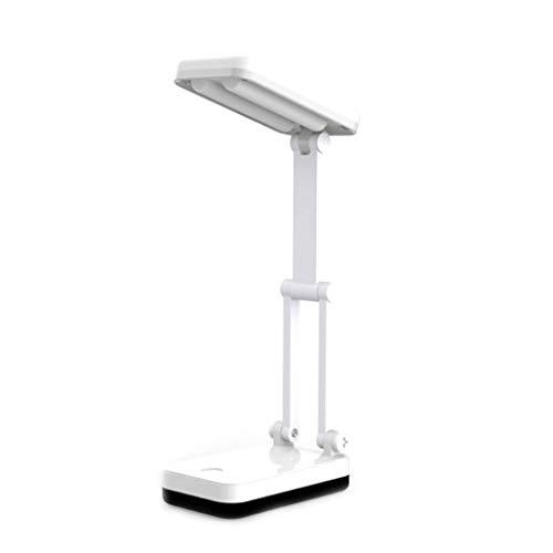 Akku-Lampe LED-Lampe Nachttischlampe Schlafzimmer Lampe Nachttischlampe leben große Kapazität lange Lebensdauer Eye Standby-Schlafsaal Schlafzimmer Tischlampe führte Schreibtischlampe tragbare Falten