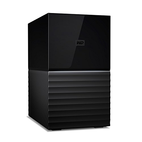 Disque Dur Externe de Bureau WD My Book Duo 20 To