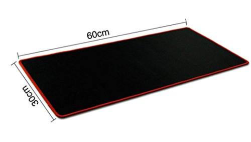 tonsee 60 * 30 cm Big Pro Gaming Maus Pad Matte für PC Laptop Computer