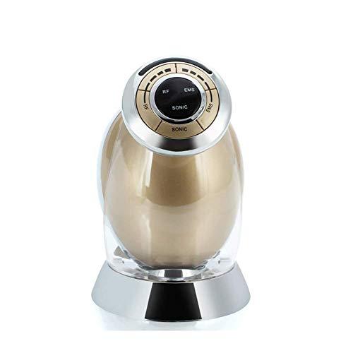 SJWR 3 IN 1 EMS RF Abnehmen Anti-Falten-Straffung Verjüngung Haut Schönheit Maschine Körper schlank Gewicht verlieren Massagegerät Gesicht Body Shaper,Gold