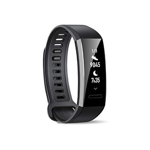 HHCUIJ Sportband Smart Wristband Alloy Swimmable 5Atm 0,91