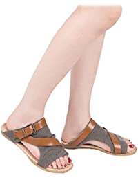 es Mujer Sandalias Y Para Plastico Zapatos Chanclas Amazon qSgwRq