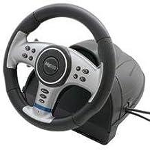Playstation 2 - Lenkrad Speedforce 3 2in1 Wheel