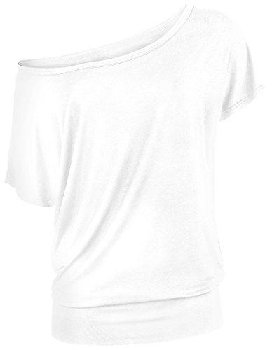 R.E.D. by EMP Ladies Shirt Girl-Shirt Weiß Weiß