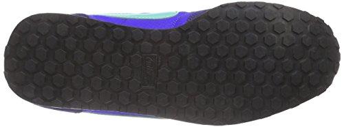 NikeGenicco - Scarpe da Ginnastica Basse Donna Blu (Azul (Racer Blue / Hyper Turq-Lyl Blue))