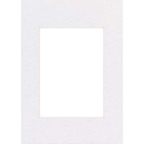Hama Passepartout, Smooth White, 60 x 80 cm - Marco