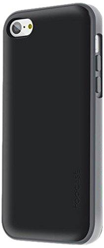 RooCASE apple iPhone 5C étui de protection hybride double couche hype hybrid Slate