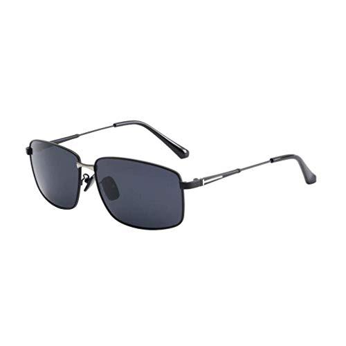 KISlink Sonnenbrille Für Männer Business Sonnenbrille Angeln Fahrer Fahren Professionelle HD Polarisierte Linse