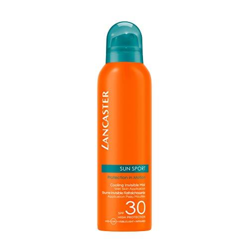 LANCASTER 3614220786544 Sun Sport Wet Skin 30 SPF Sonnenspray, 200 ml -