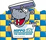 Hippo the Water Saver - Single Pack - (not for slimline cisterns) - saves water each time you flush
