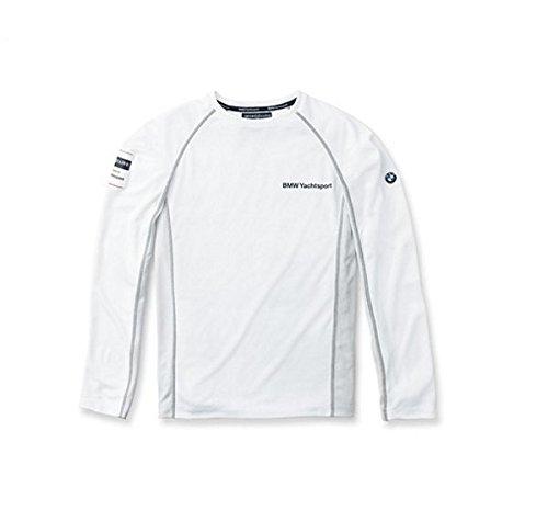 BMW -Restposten- Original Unisex Funktions-Langarm Shirt Yachting, Sweatshirt, Pullover, Langarm - Größe M