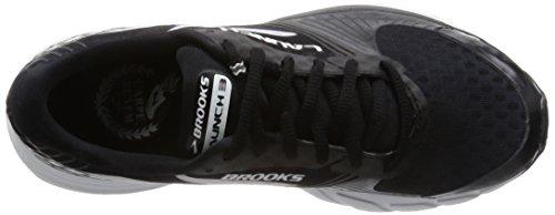 Brooks Launch 3 Maschenweite Cross-Training Black/White