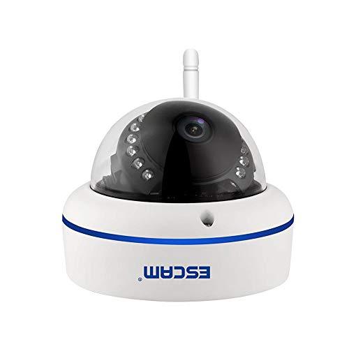 Preisvergleich Produktbild YouN Escam QD800 IP Kamera WiFi FHD 1080P IR Nachtsicht IP66 Wasserdicht Webcam