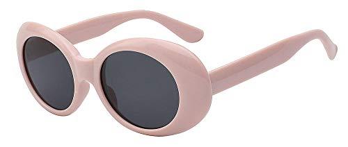 Vintage Rock NIRVANA Kurt Cobain Sonnenbrille Frauen Männer Klassische Brillen UV400 Sonnenbrille Für Frauen Shades Weiß